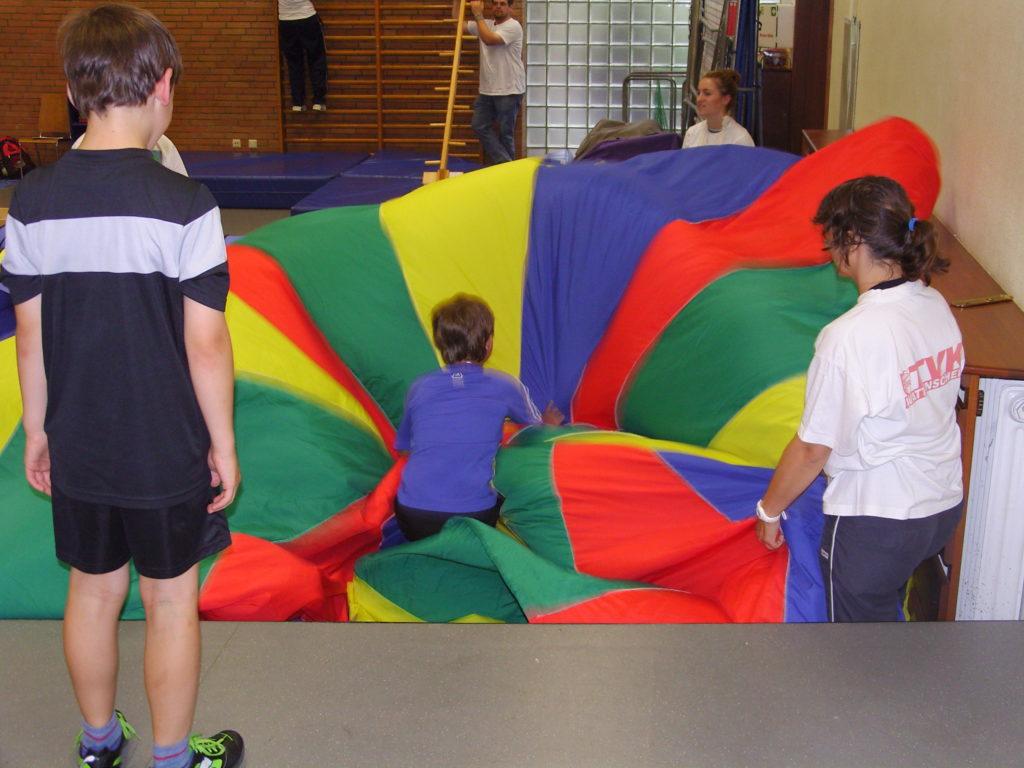 1. Bewegungskongress für Kinder und Jugendliche